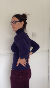 Posture advice by Lymington Osteopath