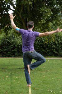 Osteopath Lymington - strengthen legs